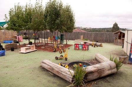 Dudley Street Childcare and Kindergarten Pre Kinder Yard